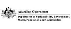 Department of Sustainability, Environment, Water, Population and Communities (DSEWPaC) – Commonwealth Government
